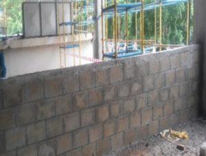 BLOCK WORK – MASONRY WORKS IN CONSTRUCTION