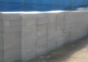 block work construction